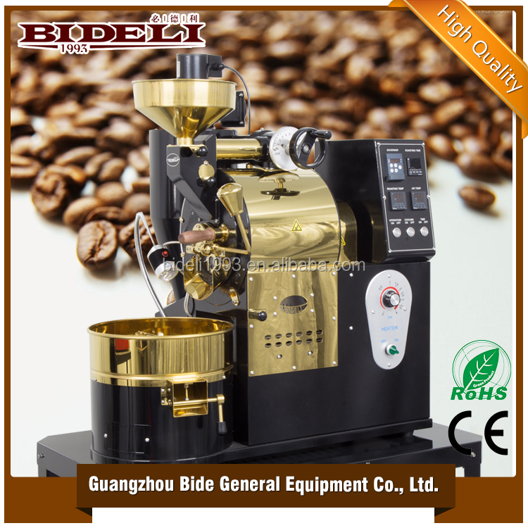 Manufacturer supply best price bideli 500g 1kg home commercial coffee bean roaster