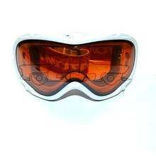 BJ-MG-016A Top quality white frames reflective lens prescription motorcycle motocross goggles