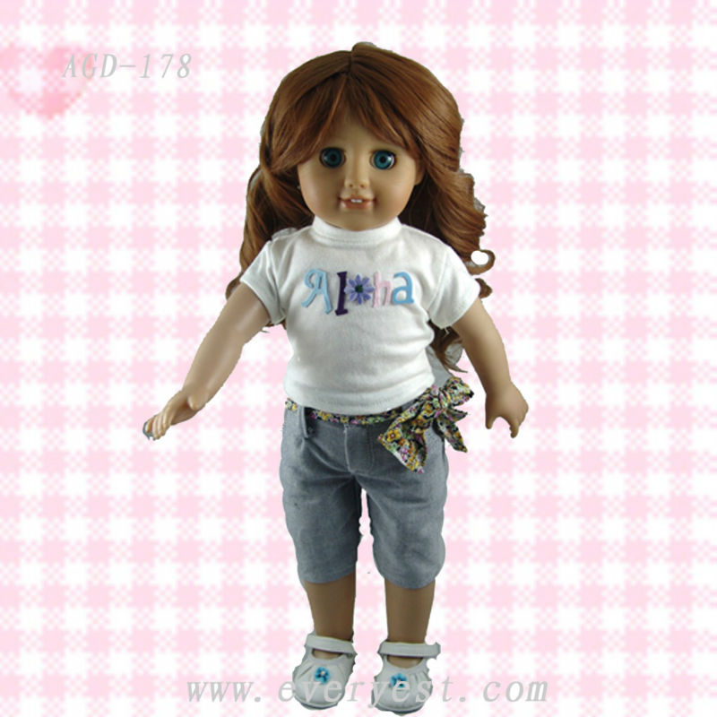 18 inch 3d face doll making machine