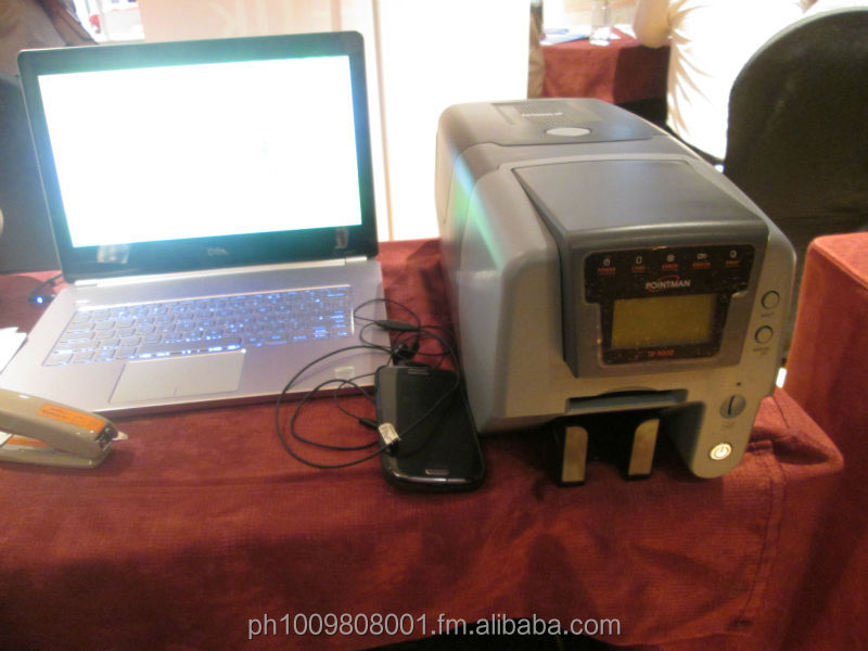 "PVC ID printer ""TP9200""- LATEST MODEL- LBS CORP"