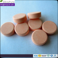 Hot Products Wholesale Vitamin C Effervescent Tablet GMP certified OEM