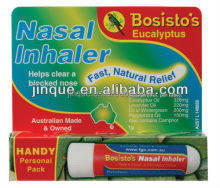 nasal inhaler sticks with free design artwork