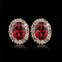 Goods Of Every Description Are Available alloy crystal earring