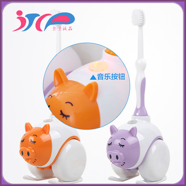 Children Electric Toothbrush Waterproof Baby Electric Massage Ultrasonic Toothbrush Teeth Care Oral Hygiene