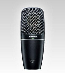 Shure PG27-USB Multi-Purpose Condenser Microphone