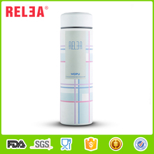 RELEA Hot selling stainless steel vacuum insulated thermos drinking water bottle flask double wall 12oz stocked