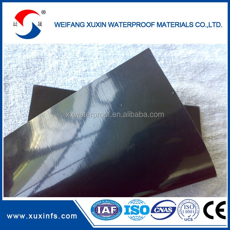 0.5mm black color HDPE Geomembrane liner