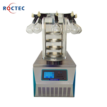 lab vacuum freeze dryer lyophilizer fruit machine with great price