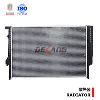 Custom made radiator for BMW 5 E34/7 E32/8 E31with OE 17111712267(DL-B536A)