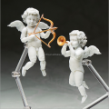custom high quality polyresin figure/angel ploy resin figure customized