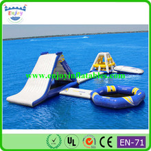 lake sea large inflatable water pool toys/ inflatable river toys/ inflatable aquatic toys