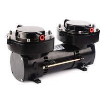 electric diaphragm double stage vacuum pump
