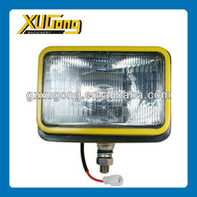 excavator spare parts ,high quality led work light for komatsu