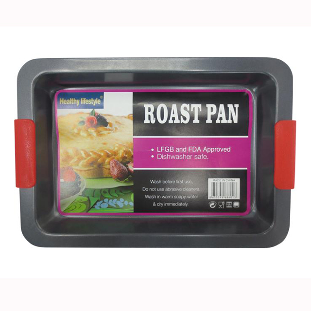 Wholesale high quality square non stick baking pan