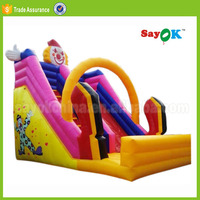jumping castles giant adult size inflatable water slip n slide pool