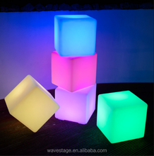 LED Outdoor Light Cube/ LED Cube Chairs / Light Cube Seat