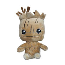 Plush Toys Hero Groot Stuffed Toy Baby Tree 8Inch Plush Doll Groot Action Figure