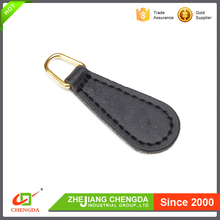 CHENGDA Best Selling Items Luggage Zipper Leather Slider And Puller