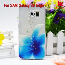 Wholesale free samples western cell phone cases for samsung galaxy s6 edge