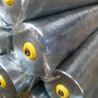 Gravity tapered steel conveyor roller