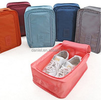 Factory custom-made weekend travel bag with shoes compartment
