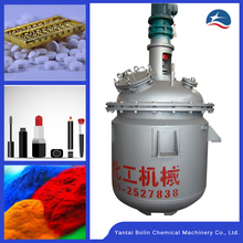 hot-sale soap making reactor oil heating reaction kettle
