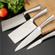 Chinese Stainless steel 3cr13 4pcs Professional Chef Knife Set