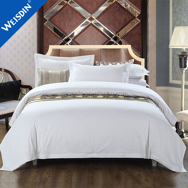 New design king size wedding hotel bed linen bed comforter set quilt cover bedding set bed sheet 100% cotton