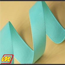 High quality factory customized colorful grosgrain ribbon