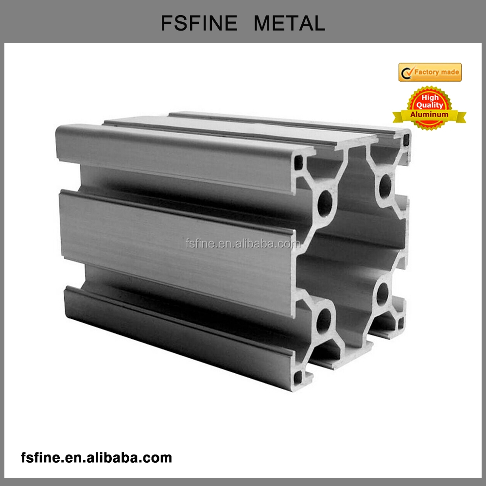 China T slot industrial aluminum profile,40*40,50*50,30*30,20*80,30*60