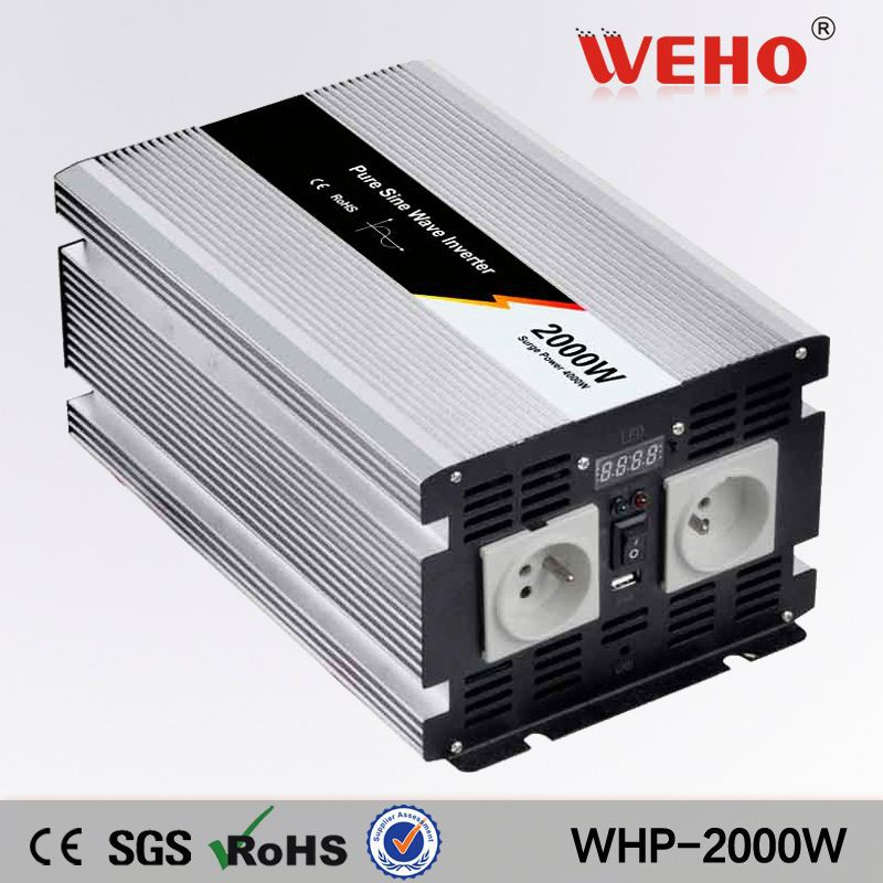 Aluminium 48v to 220v pure sine wave cfl ups inverter