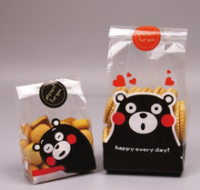 Top Pack snack food packaging bags with custom printing