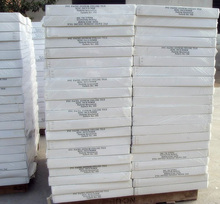 TRUSUS Supplier Lower Price Vinyl Covered Gypsum Ceiling Tiles