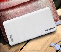 2014 big capacity plastic 20000mah Power Bank for cell phone