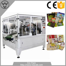 Pistachio/Cashew Nut Zipper bag Packing Machine,Stand Up Pouch Packing Machine (G8-200)