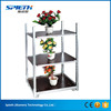 Display Greenhouse Cart Gardening Flower Cart