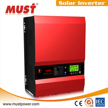 Pure sine wave 5KVA/ 4.0KW solar power system for small homes