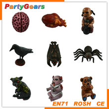 2017 Hot Sale Halloween Party Decoration Of Rubber Horror Props
