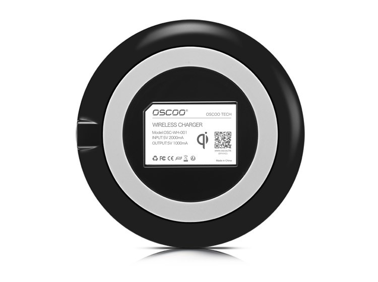 QI wireless charger, OEM wireless charger with customized logos