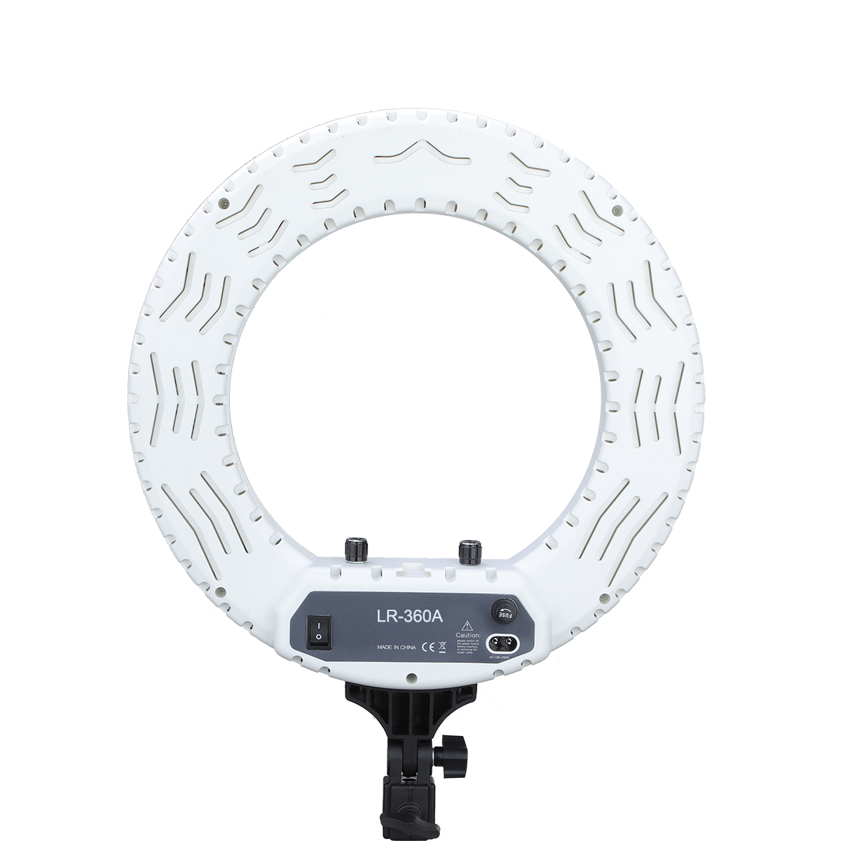"36W NiceFoto18"" 3200-5800K Dimmable Diva LED Ring Light Diffuser mirror Stand Make Up Studio lighting"