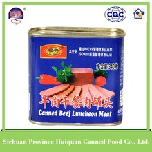 Wholesale china import canned corned beef delicious food