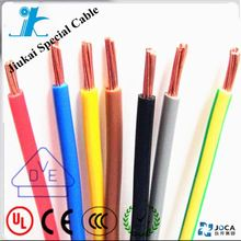 UL21515 Colour-coded PVC insulation 300V cable wire price per meter