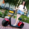 2016 Hot Design Citycoco Electric Scooter 1000W 60V from China