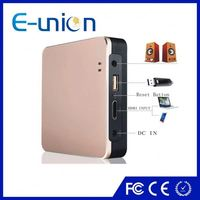 Android 5.1 MTK6735 Quad Core 1.3GHz 5.5 inch 1280*720P OUKITEL mini projector mobile phone
