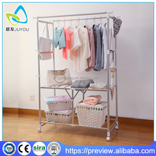 2016 new arrival good quality aluminium folding hanging clothes drying rack