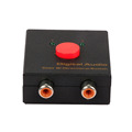 digital Coax Bi-directional audio Switch user function