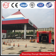 Fast Washing Applied Gas Station Equipment Car Wash Equipment Prices China