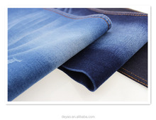 Rolls of Stretch Repreve Skinny Lady Denim Fabric