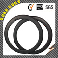 Soarrocs carbon fiber T800 carbon wheels 23mm width 60mm tubeless clincher for road bike wheels