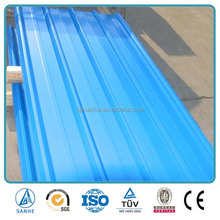 Construction Raw Material Corrugated Roofing Sheet Metal Prices